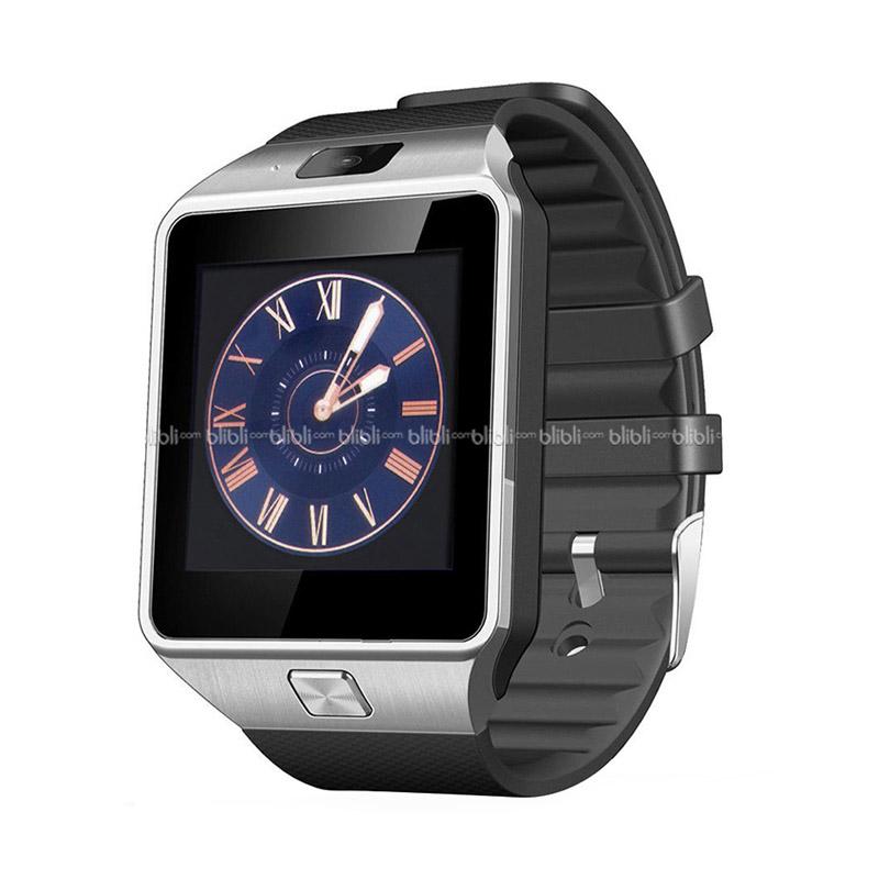 Onix DZ09 / U9 Hitam Smartwatch [GSM/ Memory Card]