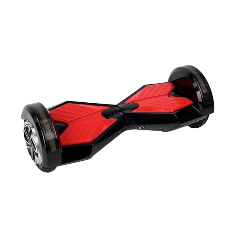 harga Onix Hoverboard Segway Two Wheel Balance Smart Scooter Self Balancing Electric with Bag and Remote - Hitam [8 Inch] Blibli.com