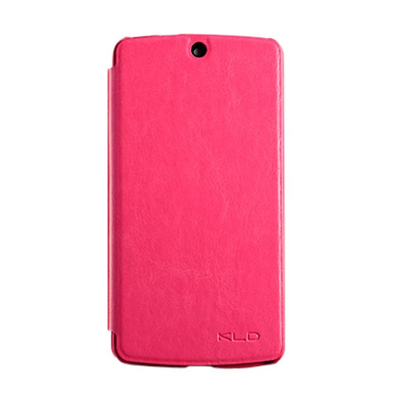 Kalaideng Enland Series Leather Pink Casing for LG Nexus 5