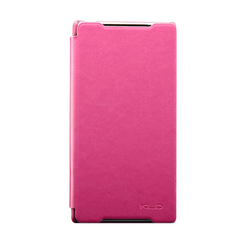 Kalaideng Enland Series Leather Pink Casing for Sony Xperia Z2