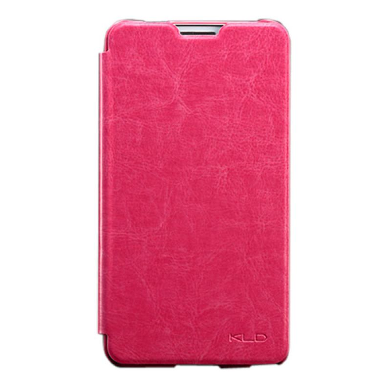 Kalaideng Enland Series Pink Leather Casing for Galaxy Note 3