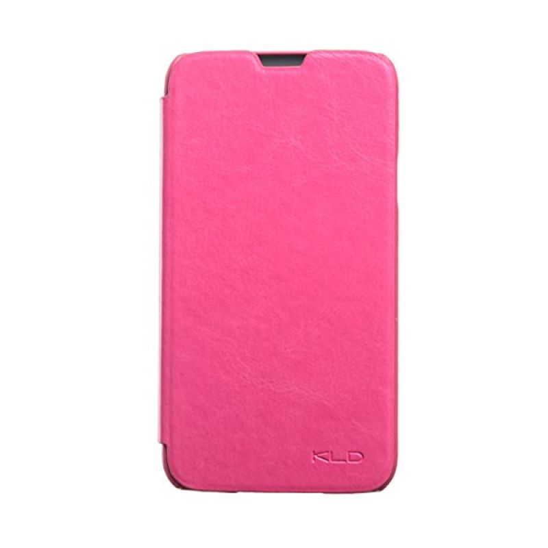 Kalaideng Enland Series Pink Leather Casing for Galaxy S5