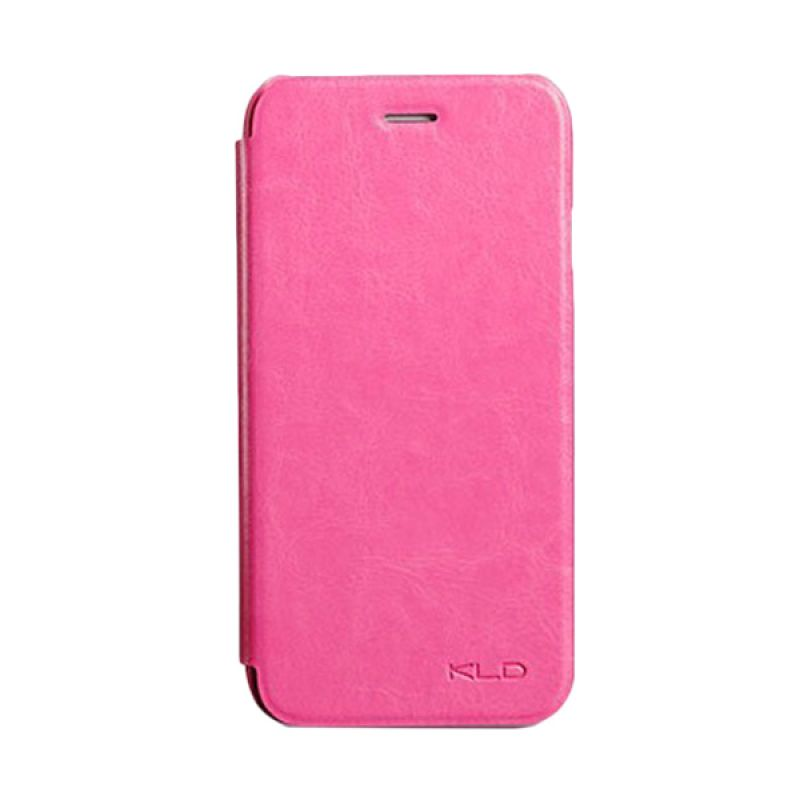 Kalaideng Enland Series Pink Leather Casing for iPhone 4 or 4S