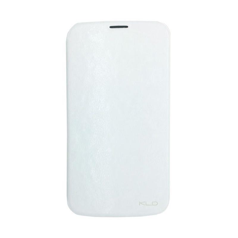 Kalaideng Enland Series Putih Casing for Samsung Galaxy Mega 6.3