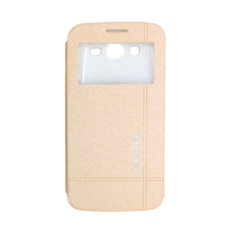Kalaideng Iceland II Series Leather Cream Casing for Galaxy Grand 2