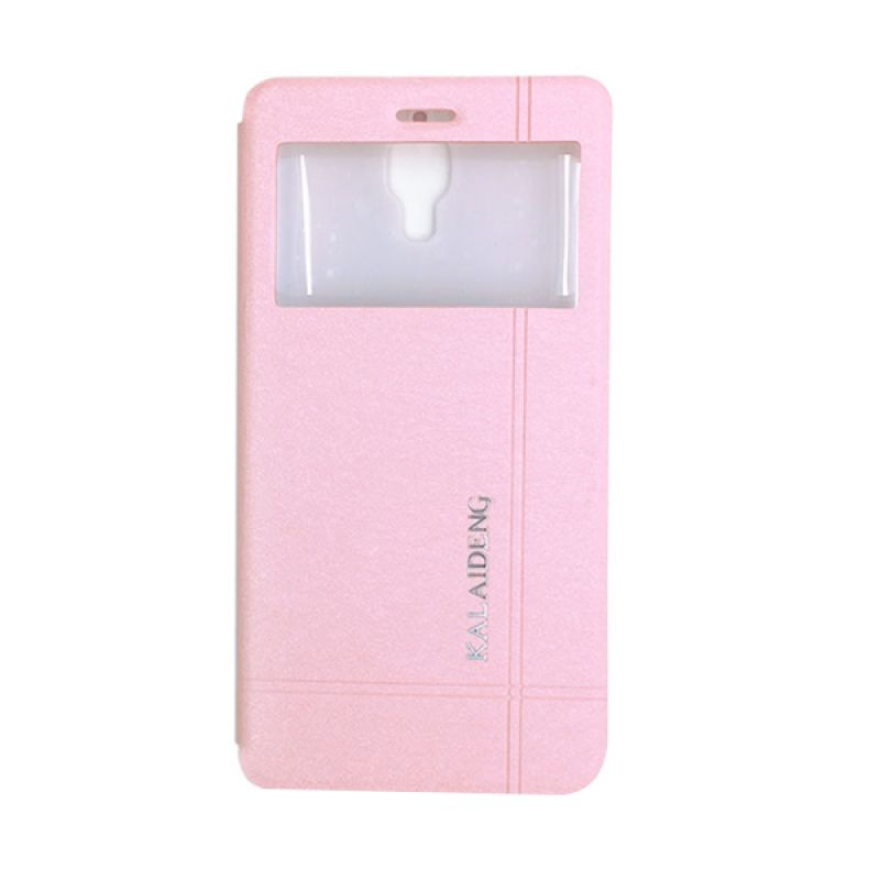 Kalaideng Iceland II Series Leather Pink Casing for Xiaomi Mi4