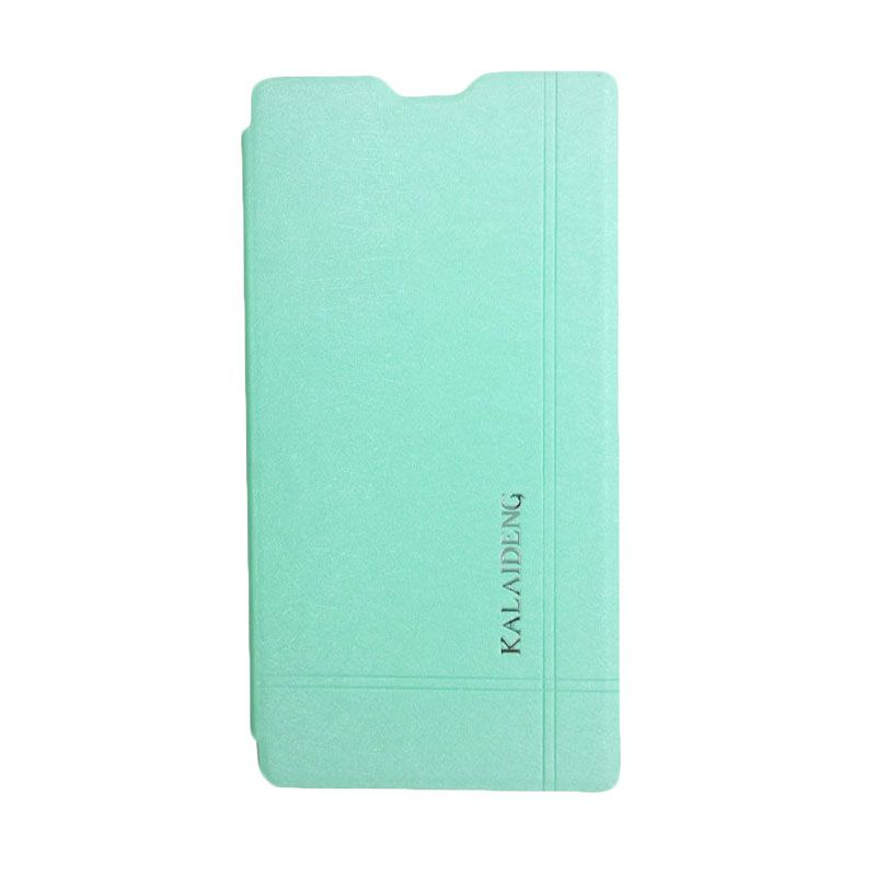 Kalaideng Iceland Series Leather Biru Casing for Xiaomi Redmi 1S