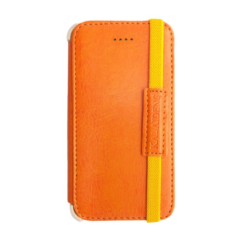 Kalaideng My Love Series Leather Orange Casing for iPhone 4 or 4S