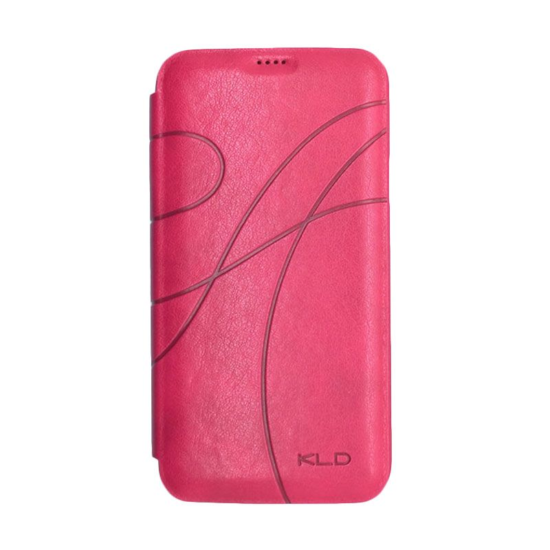 Kalaideng Oscar II Series Leather Rose Casing for Samsung Galaxy S5