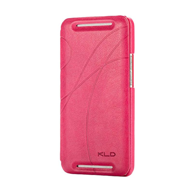 Kalaideng Oscar II Series Leather Rose Casing for HTC ONE M7