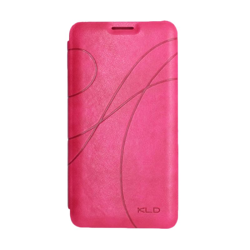 Kalaideng Oscar II Series Pink Leather Casing for Samsung Galaxy Note 3 N9000