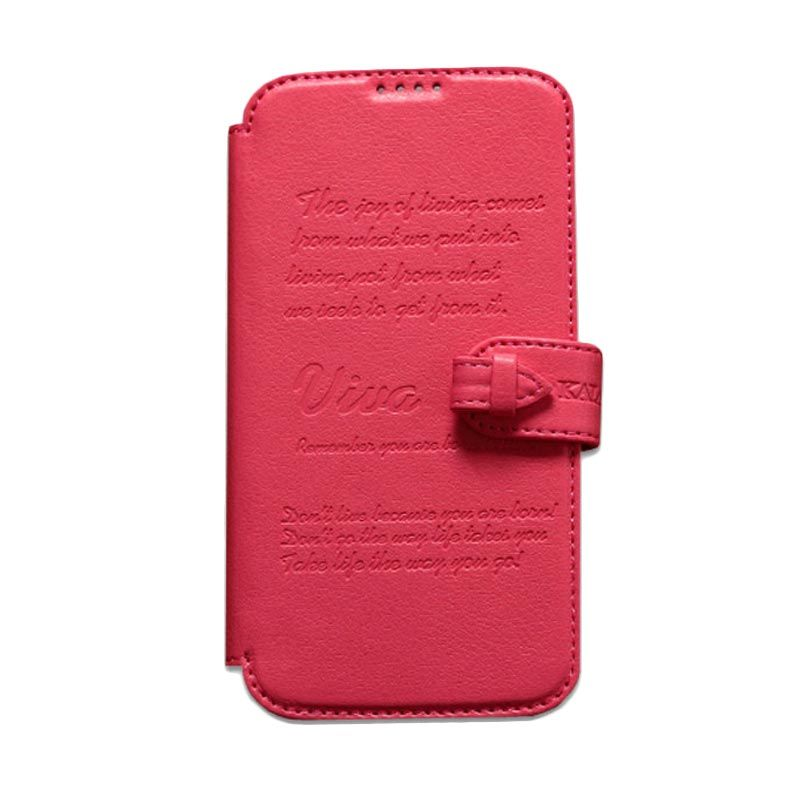 Kalaideng Viva Series Pink Casing for Galaxy Mega 6.3
