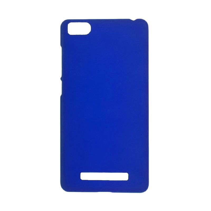 Fashion Hardcase Biru Casing for Xiaomi Mi4i or Mi 4i