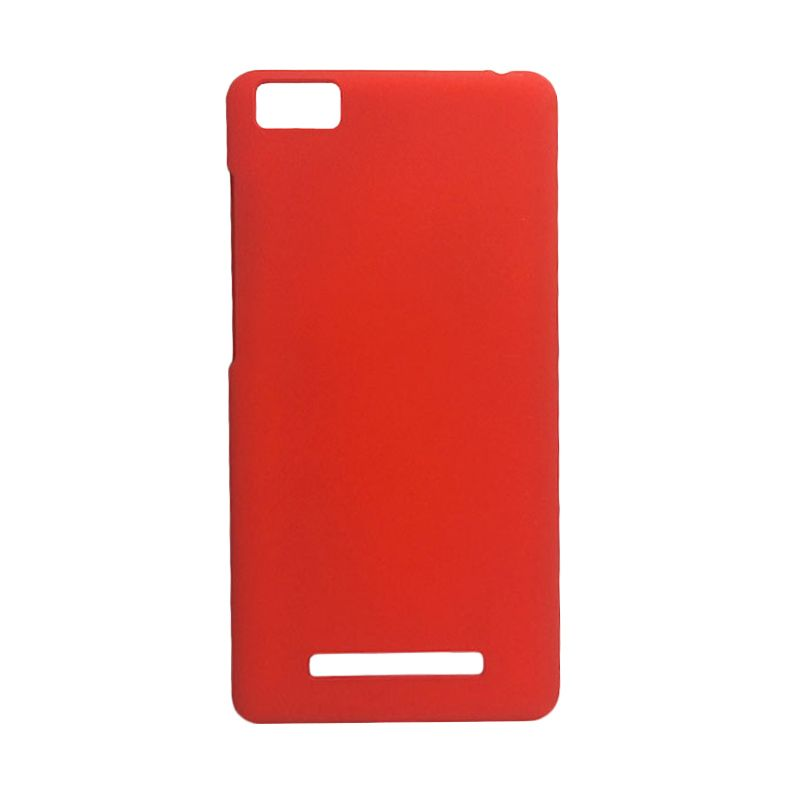 Fashion Hardcase Merah Casing for Xiaomi Mi4i or Mi 4i
