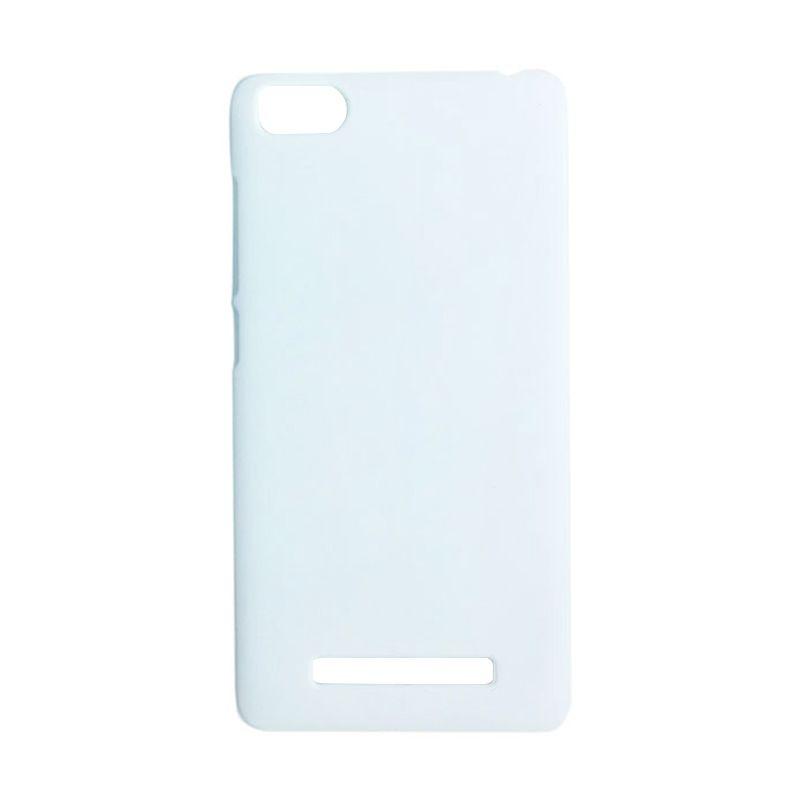 Fashion Hardcase Putih Casing for Xiaomi Mi4i or Mi 4i