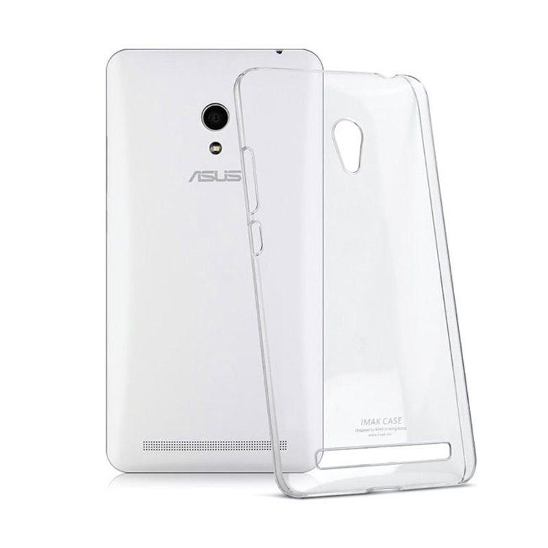 Imak Crystal II Slim Transparant Hard Case Casing for Asus Zenfone 5