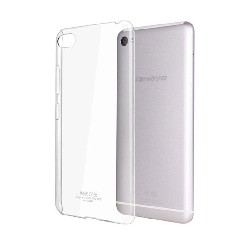 Imak Crystal II Slim Transparant Hard Case Casing for Lenovo S90