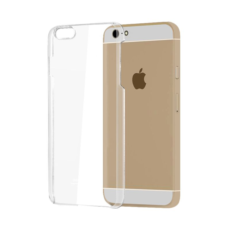 Imak Crystal II Slim Transparant Hardcase Casing for iPhone 6