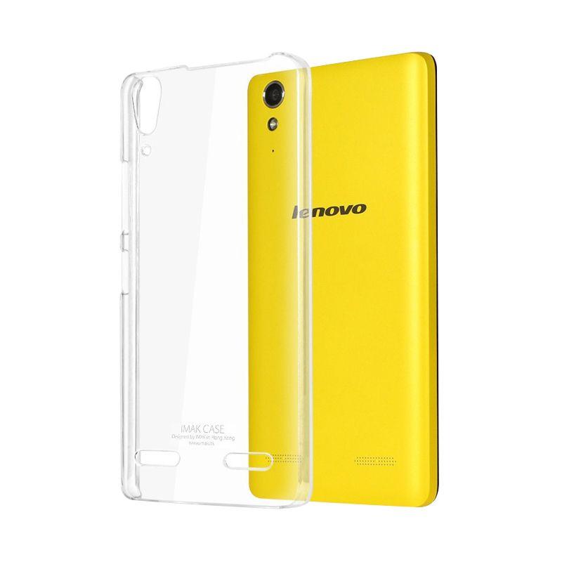 Imak Crystal II Slim Transparant Hardcase Casing for Lenovo A6000 K3
