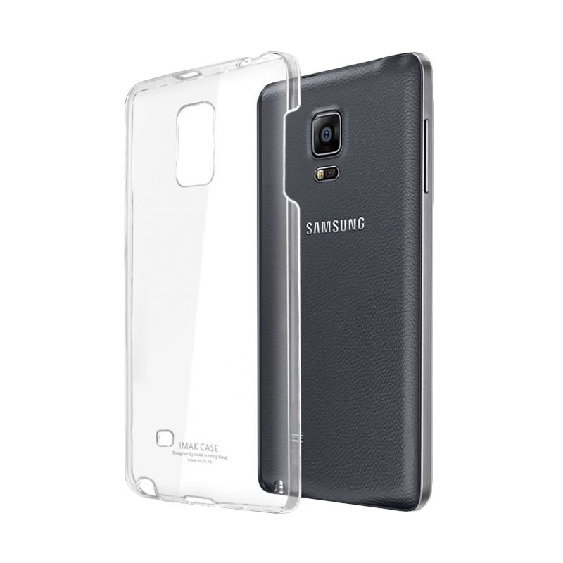 Imak Crystal II Slim Transparant Hardcase Casing for Samsung Galaxy Note Edge