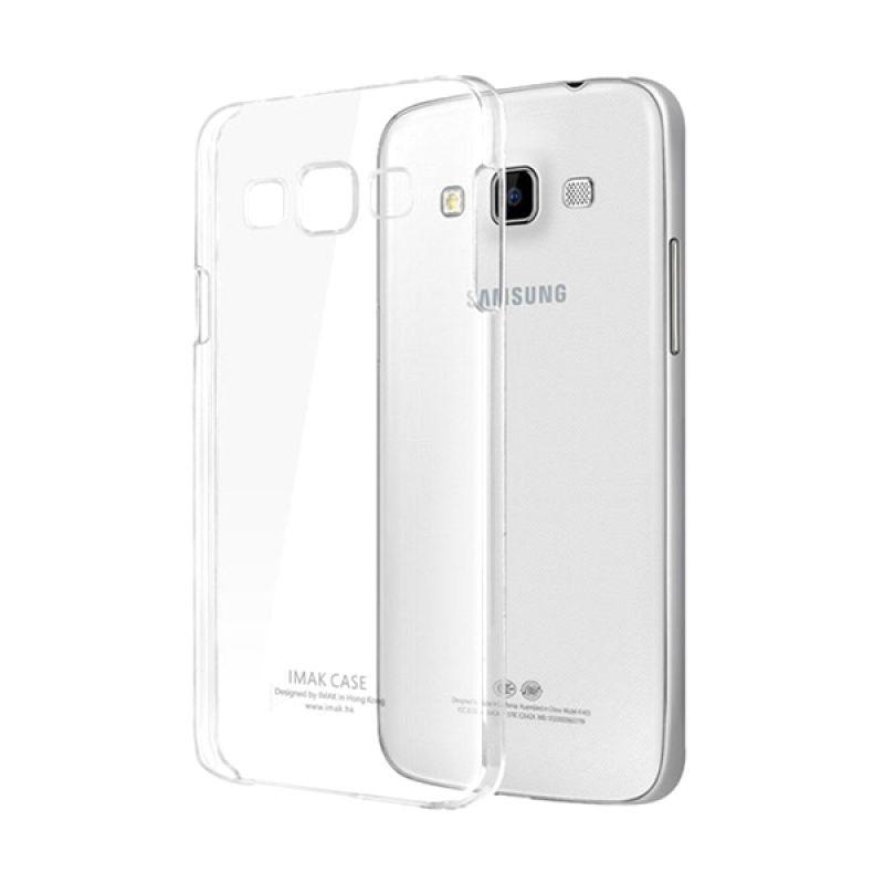 Imak Crystal II Slim Transparant Hard Case Casing for Samsung Galaxy A5