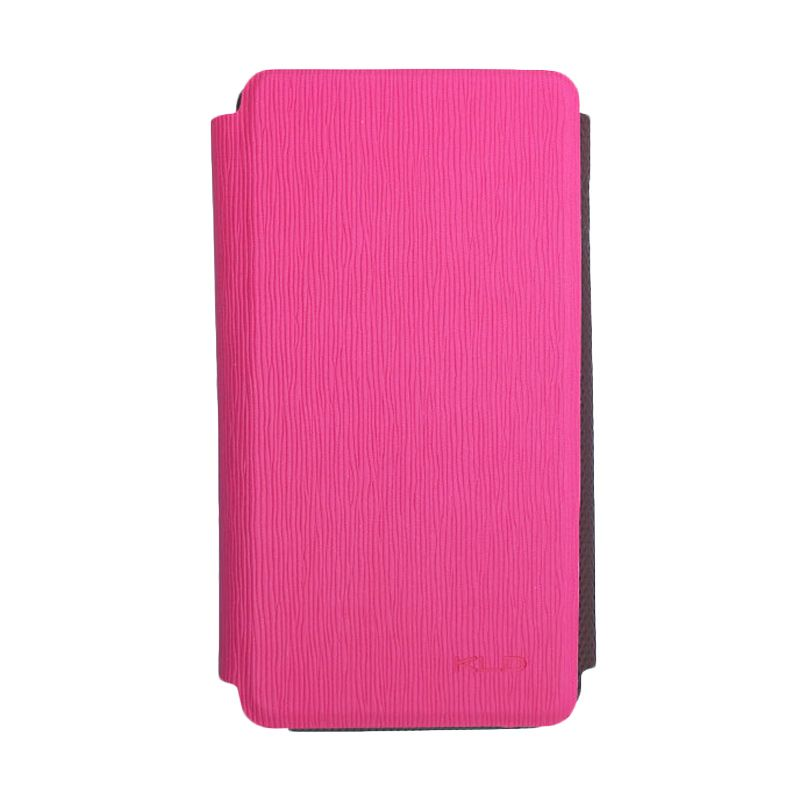 Kalaideng Charming II Series Leather Case Pink Casing for Lenovo K860