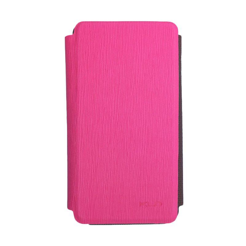 Kalaideng Charming II Series Leather Case Pink Casing for Lenovo K860