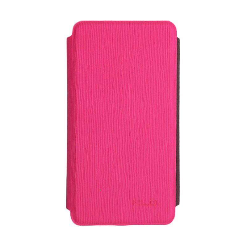 Kalaideng Charming II Series Leather Pink Casing for HTC ONE SC