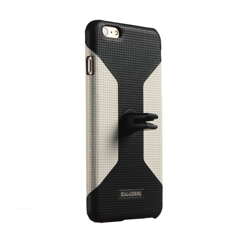 Kalaideng Drive Car Case Stand Back Cover Main Black Casing for iPhone 6 Plus
