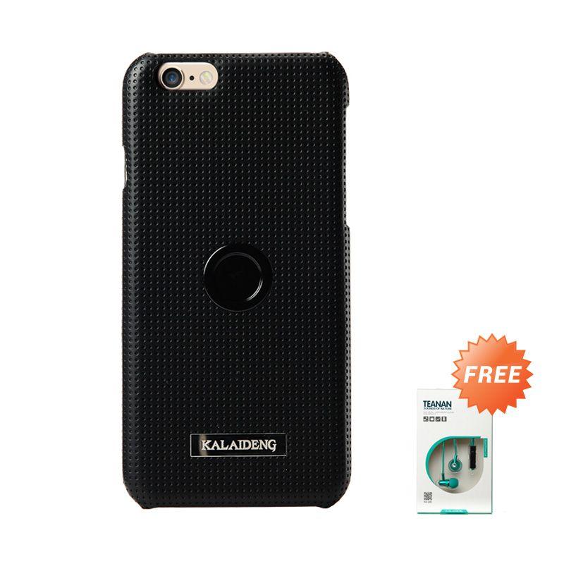 Kalaideng Drive Black Casing for iPhone 6 Plus + Earphone