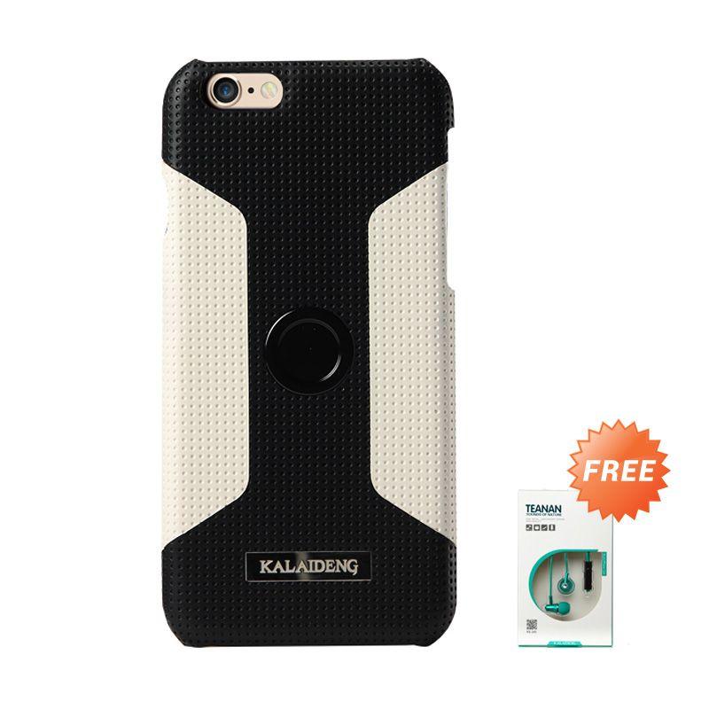 Kalaideng Drive Main Black Casing for iPhone 6 + Earphone