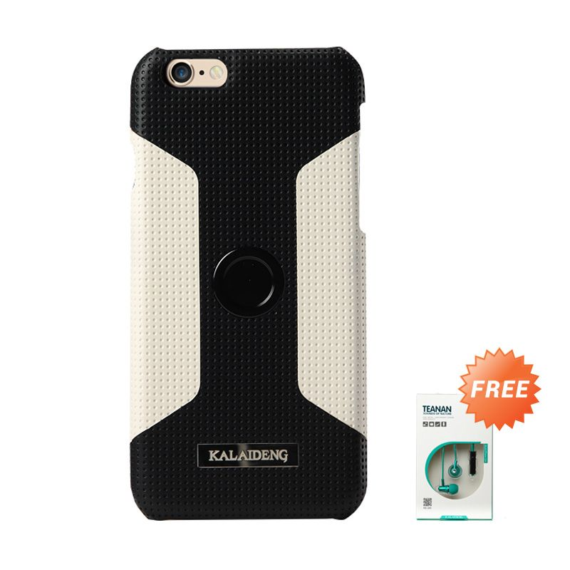 Kalaideng Drive Main Black Casing for iPhone 6 Plus + Earphone