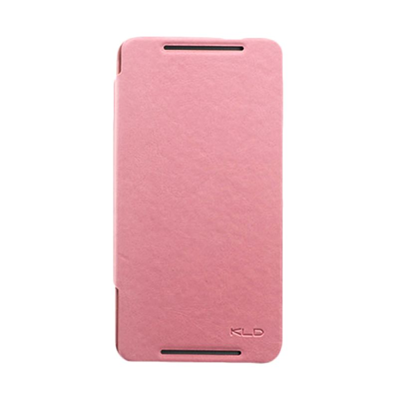 Kalaideng Enland Series Leather Peach Casing for HTC One Max 8088