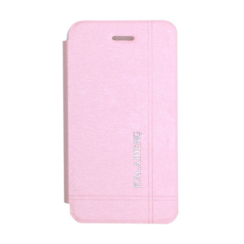 Kalaideng Iceland Series Leather Pink Casing for iPhone 4 or 4s