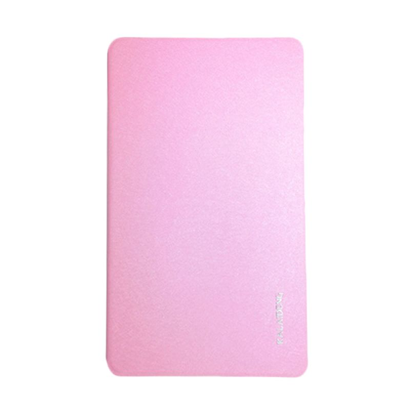 Kalaideng Iceland Series Leather Pink Casing for Samsung Galaxy Tab S 8.4 inch