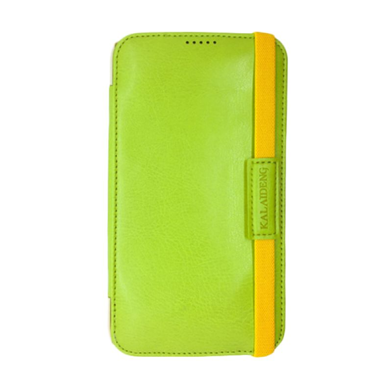 Kalaideng My Love Series Leather Case Hijau Casing for Samsung Galaxy Mega 6.3 i9200