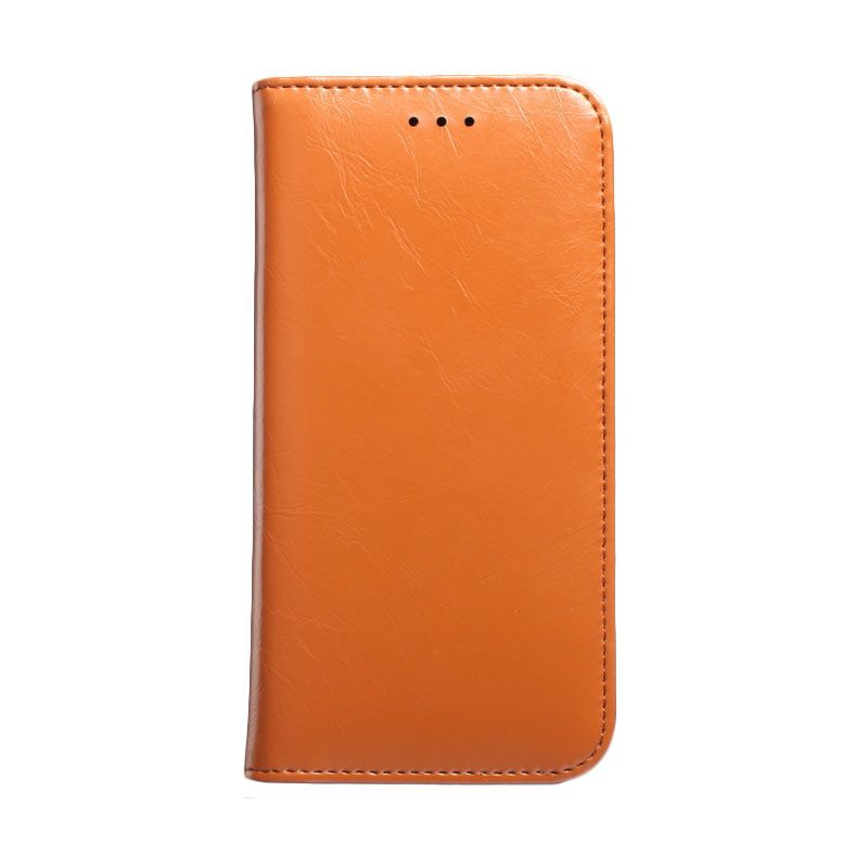 Kalaideng Royal Series Leather Cokelat Casing for HTC ONE M8