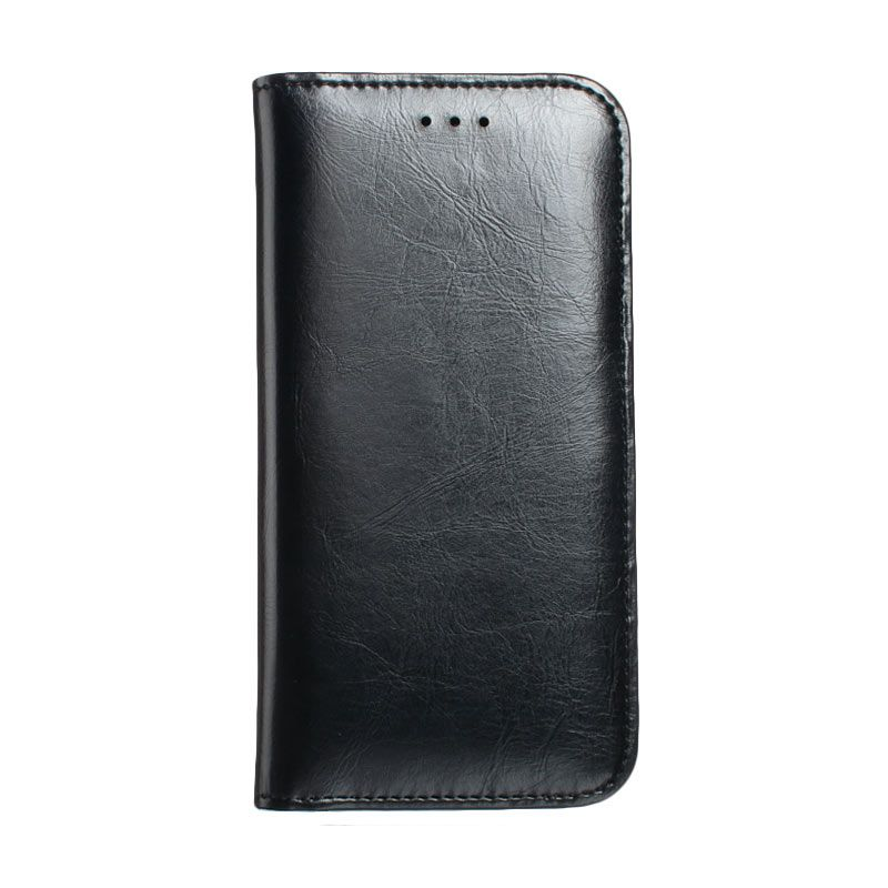 Kalaideng Royal Series Leather Hitam Casing for HTC ONE M8