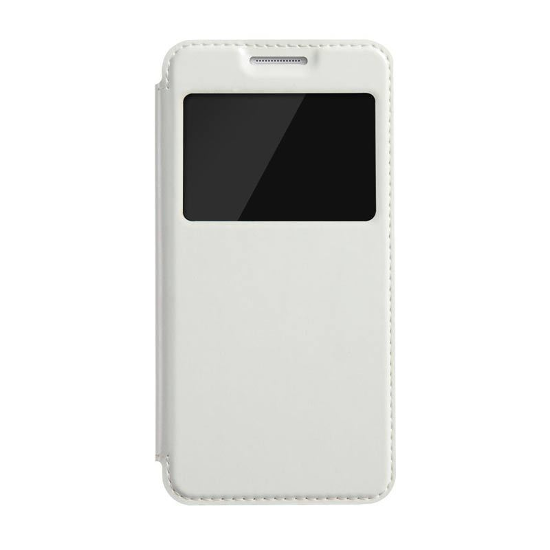 Kalaideng Sun Series Leather Flip Case Putih Casing for Samsung Galaxy A3