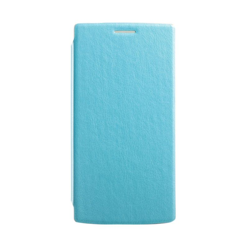 Kalaideng Swift Series Leather Biru Casing for OPPO FIND 7