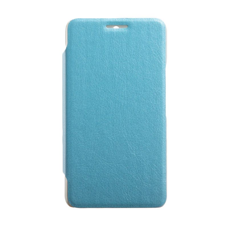 Kalaideng Swift Series Leather Biru Casing for Sony Xperia E1