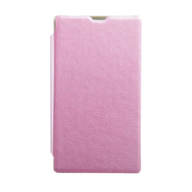 Kalaideng Swift Series Leather Pink Casing for Nokia X