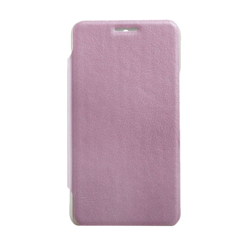 Kalaideng Swift Series Leather Pink Casing for Sony Xperia E1