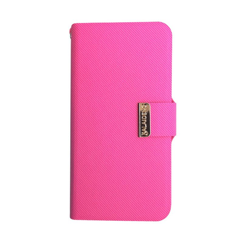 Kalaideng Unique Series Leather Pink Casing for HTC One M7