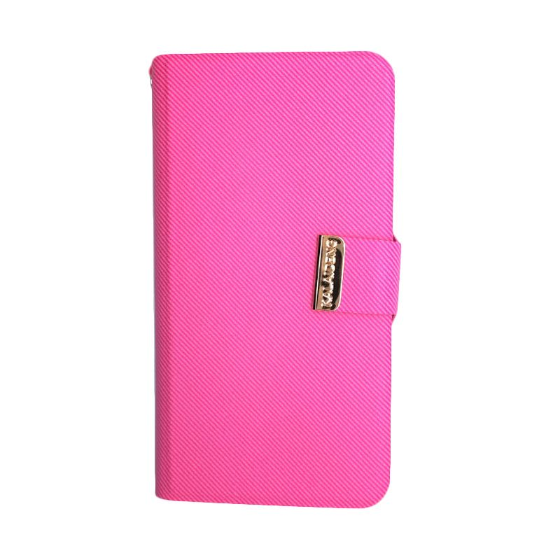 Kalaideng Unique Series Leather Pink Casing for Lenovo K860