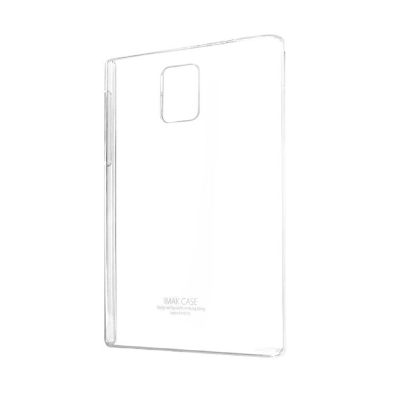 Imak Crystal II Slim Transparan Hard Case Casing for Blackberry Passport