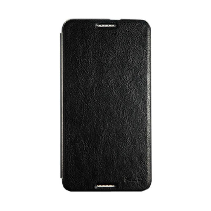 Kalaideng Enland Series Leather Hitam Casing for HTC Desire 816