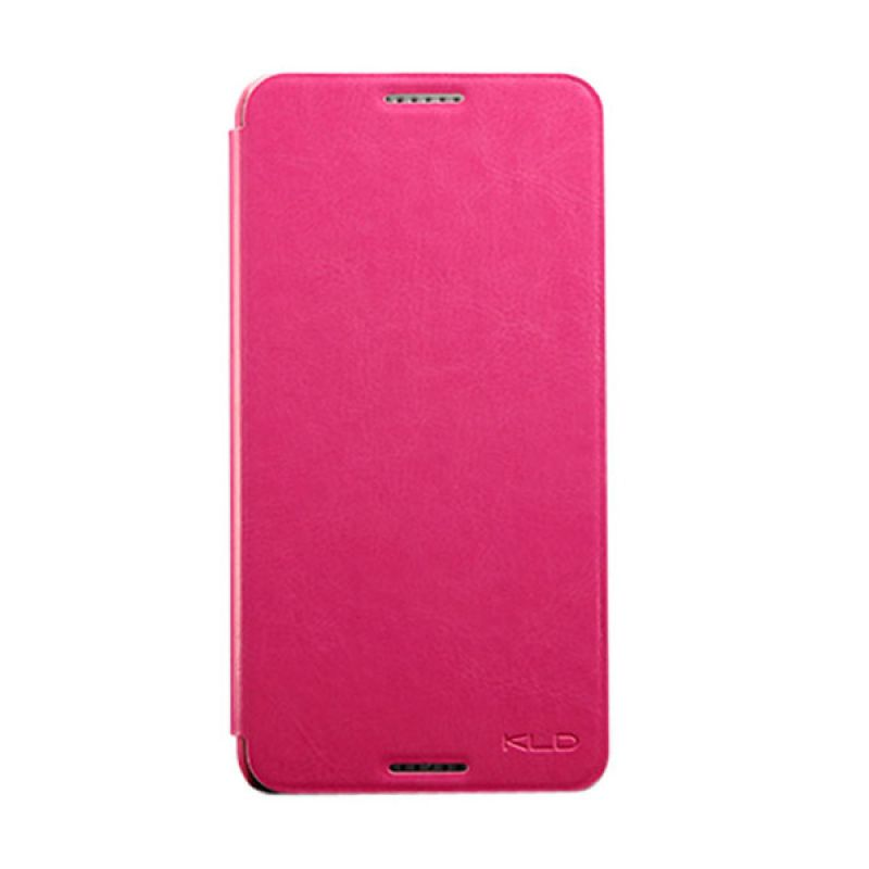 Kalaideng Enland Series Leather Pink Casing for HTC Desire 816