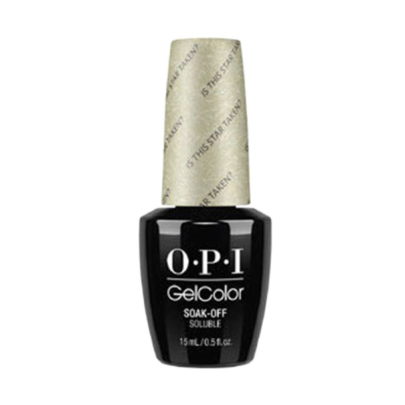 OPI Gel Color Is This Star Taken Nail Polish
