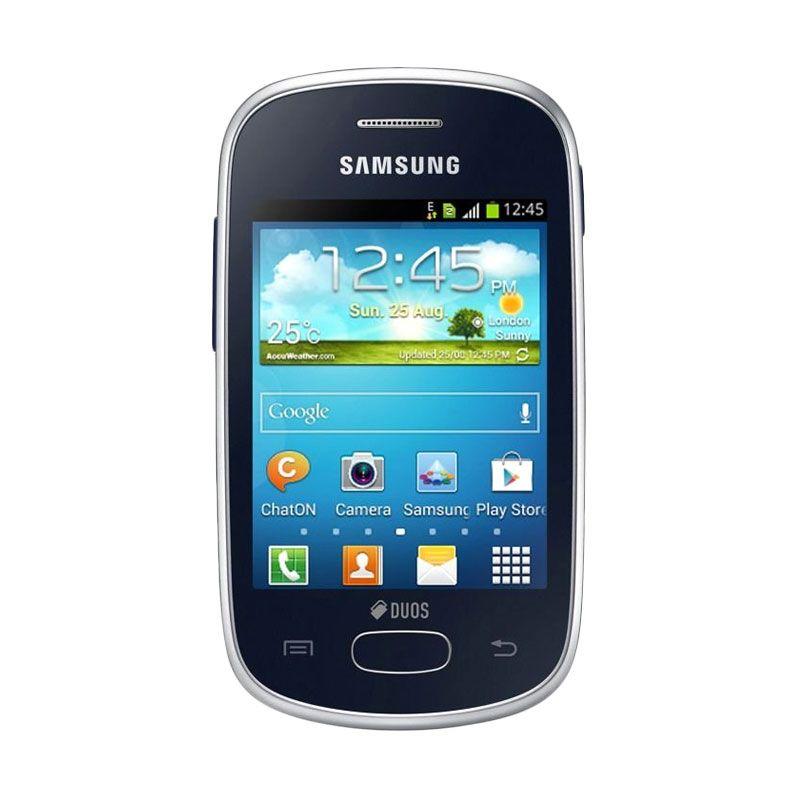 Samsung Galaxy Star 2 S5282 Hitam Smartphone